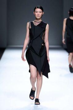 Jarel Zhang, Primavera/ Verão 2017, Xangai, Womenswear