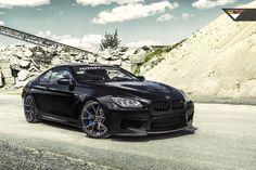 Vorsteiner Tuning BMW M6 Aero Package