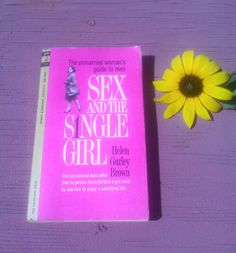 1960s SEX and the Single Girl / Paperback Book by Lauralous, $11.00