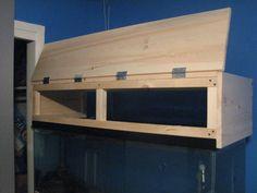 DIY Canopy. DONE - DIY Aquarium Projects - Aquatic Plant Central