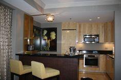 Cosmopolitan Las Vegas Hotel: Corner Suite View   Any Tots