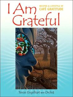 Lifefood recipe book living on life force vegan books raw vegan i am grateful recipes and lifestyle of cafe gratitude forumfinder Image collections