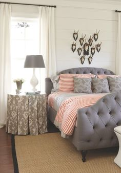 New Style Bedroom Bed Design