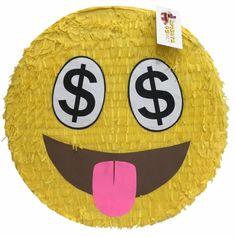"""Money Lover Emoticon Pinata 16"""""""