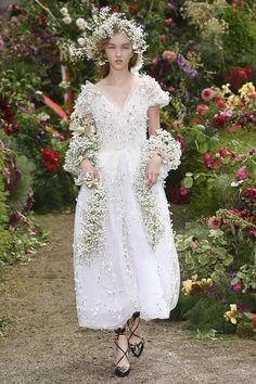 Rodarte Spring 2018 Ready-to-Wear Fashion Show