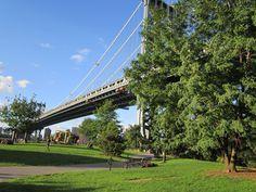 Parks under the bridges