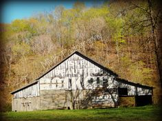 Tn and lawrenceburg tn passed this barn many times in 9 years of