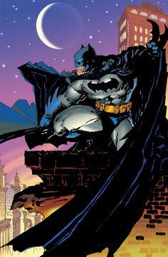 Batman - Jim Lee (Batman - Legends of the Dark Knight #50)