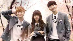 Who Are You: School 2015 - 16 episodes (2015) *Kim So Hyun, Nam Joo Hyuk, YOOK SUNGJAE, *LEE PIL MO ( stars)
