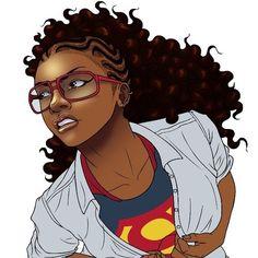 Black Superwoman
