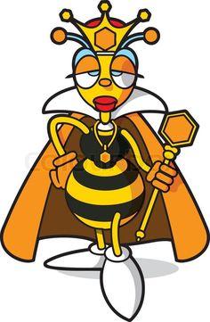 queen bee clipart fairy clipart princess clipart bumble bee clip rh pinterest com queen bee cartoon clip art queen bee clip art free