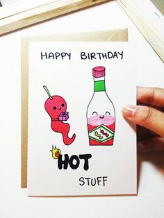 Funny Birthday card boyfriend funny birthday by LoveNCreativity