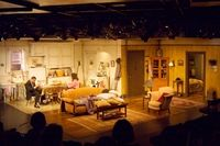A Raisin in the Sun. Set design by Sarah Coombs.
