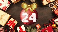 Es ist so weit, wir öffnen das 24 Türchen und machen heute das Special Christmas Workout!   Viel Spaß beim mitmachen.   Ich wünsche euch noch ein wunderschönes Weihnachtsfest, erholsame Feiertage und einen guten Rutsch ins neue Jahr.   Wir sehen uns im neuen Jahr wieder, seid gespannt was da alles noch kommt, eure Eva