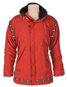 Wintergreen Anorak | Women's Expedition Shell Anorak. Can be layered over our Fleece Anorak ...