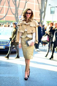 Street Style Milan Fashion Week Vol.7