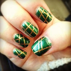 lalaleonie  is getting festive! Show us your best St. Patrick's Day nails—and they could be featured on our Pinterest and Instagram! Tag a pic of your festive mani with #SephoraStPaddys