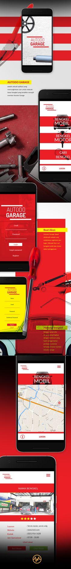 Background Spanduk Bengkel Motor - contoh desain spanduk