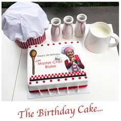 1000+ images about Little Chef Party on Pinterest Chef ...