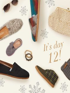 For the last day of 12 Days of Giving, take 25% off gifts for your family with code GIFTS. Today, 12/13/14, only.