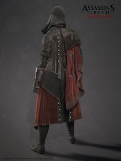 Assassin's Creed Syndicate Character Team Post - Page 3