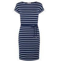 Blue Libby Dress | Casual Dresses | Dresses | Hobbs