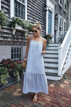 Nantucket Recap By Styledsnapshots Sparkly Outfits, Summer Outfits, Summer Dresses, Simple Dresses, Casual Dresses, Fashion Dresses, Chic Outfits, Spring Summer Fashion, Dress To Impress