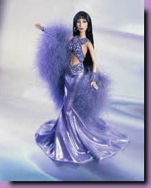 2001-Barbie Cher I have her, she was my Dads first internet purchase...