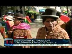 #Bolivia conmemora día contra el #racismo y la discriminación