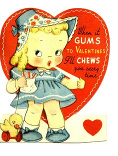 The Best Hearts Are Crunchy: I'll Chews YOU Every Time - Guest Heart Thursday