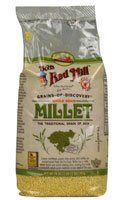 Bob`s Red Mill Hulled Millet Gluten Free -- 28 oz - Listing price: $3.36 Now: $3.02