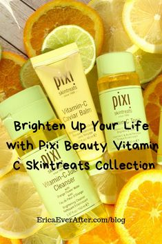 Come On Over to the Bright Side with Pixi Beauty Vitamin C Skintreats Collection! Skin Care brightening drugstore skin care collection for cheap skin care skin care products for teens, skin care collection sets. #drugstoreskincare #PIXIBEAUTY #SKINCARE #VITAMINC Pixi Beauty, Beauty Tips, Beauty Hacks, Beauty Makeup, Beauty Care, Beauty Products, Make Up, Make It Yourself, Vitamin C