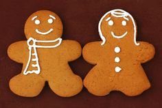 Gingerbread Cookies Note: Dough has to sit in fridge for 1 hr. Ginger Bread Cookies Recipe, Ginger Cookies, Cookie Recipes, Dessert Recipes, Desserts, Holiday Treats, Christmas Treats, Holiday Recipes, Holiday Baking