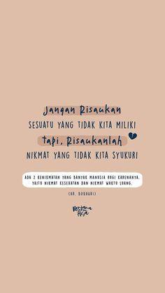 Quotes Rindu, Quotes Lucu, Hadith Quotes, Muslim Quotes, Mood Quotes, Best Quotes, Life Quotes, Quran Quotes Inspirational, Islamic Love Quotes