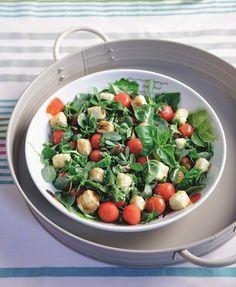 Γλιστρίδα ή αντράκλα, το χόρτο του ελληνικού καλοκαιριού #γλιστρίδα Caprese Salad, Author, Recipes, Food, Salads, Eten, Recipies, Ripped Recipes, Recipe