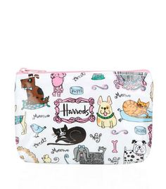 Harrods Quirky Pets Purse available to buy now. Shop Harrods souvenirs online & earn reward points. Luxury shopping with Free Returns on UK orders.