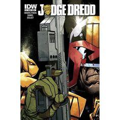 Judge Dredd #1  from IDW