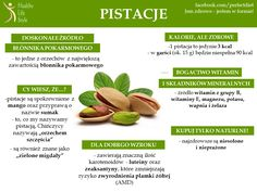Pistacje :) Healthy Tips, Healthy Recipes, Nutrition Tips, Superfoods, Cool Kitchens, Healthy Lifestyle, Good Food, Food And Drink, Health Fitness