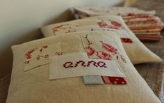 letrecivette: Tutorial DIY cuscini imbottiti di semi...