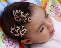 como fazer laço de cabelo para bebe - Pesquisa Google
