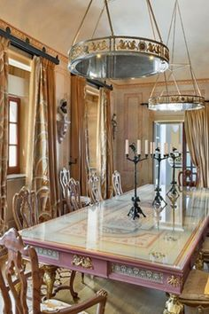 "It was in the inspiring works of French architects Louis Le Vau, Ange-Jacques Gabriel, and Claude-Nicolas Ledoux that Juan Pablo Molyneux first acquired his knowledge and passion of historical styles. According to the interior designer, this unique design ""allows a permanent cultural enrichment and a constantly renewed openness to influences. One day, you work on neoclassical Russia, the next day on Mogul India and the day after on Palladian villas."""