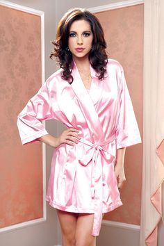 f203286a02 Our most popular bridesmaid gift - Satin Robe -  23.95  bridesmaids   satinrobe Flower Girl
