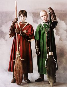At least the gryffindors didn't have to buy their way in, they got in on pure talent!