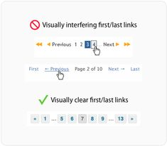 Avoid the Pains of Pagination - UX Movement