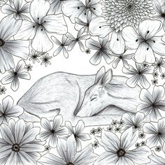 Laura Macfarlane - Illustration & Design. As seen in Flow 8 - 2014 (Dutch edition)
