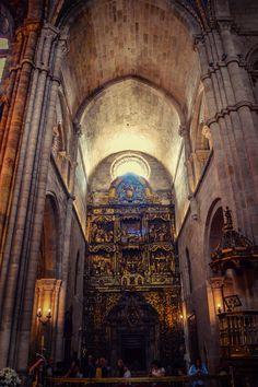 Catedral de Lugo (Lugo - Spain)