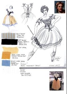 PNB's Giselle has a new look inspired by ballet's history. (Designer Jerome Kaplan)