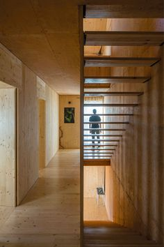 Ze House - Great Stair - simplicity to the max!