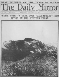 Mirror 1917 more news headlines historic headlines newspaper front