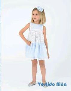 #novedad  vestido #niña LaOrmiga disponible desde 3 años hasta 6 años (39,95€) en @nanettitudela